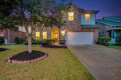 Katy Single Family Home For Sale: 10007 Forrester Trail