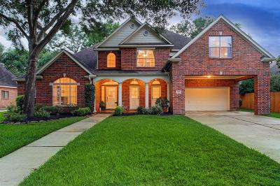 Katy Single Family Home For Sale: 1710 Field Briar Drive