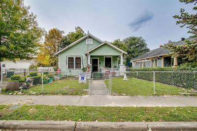 Houston Single Family Home For Sale: 2705 Beauchamp Street