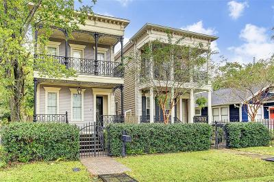 Houston Single Family Home For Sale: 204 E 26th Street