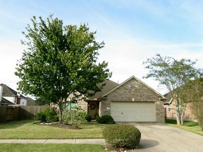 Humble Single Family Home For Sale: 6703 Lonesome Woods Trl
