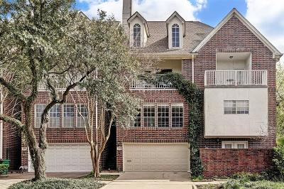 Houston TX Condo/Townhouse For Sale: $399,900