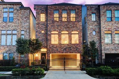 Houston Single Family Home For Sale: 5005 Lillian Street