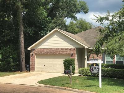 Willis Single Family Home For Sale: 12100 Maverick Drive