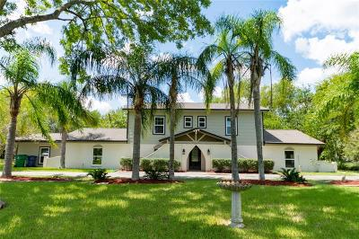 Manvel Single Family Home For Sale: 8114 Mason Road