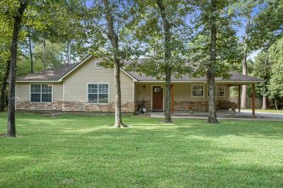 Magnolia Single Family Home For Sale: 22915 Coriander Drive