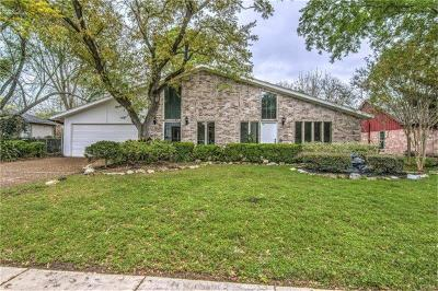 Single Family Home For Sale: 15802 Acapulco Drive