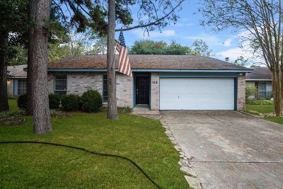 Spring Single Family Home For Sale: 4818 Quailgate Drive