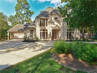 The Woodlands Single Family Home For Sale: 58 Grogans Point Road