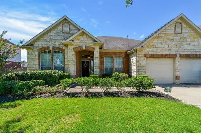 Manvel Single Family Home For Sale: 3123 Hereford Circle