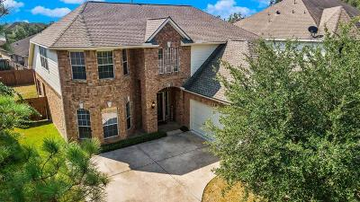 Spring Single Family Home For Sale: 3318 Legends Mist Drive