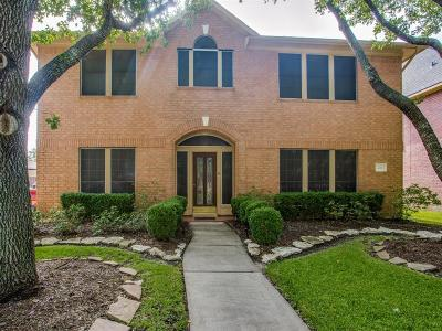 Pearland Single Family Home For Sale: 2711 Maple Lane