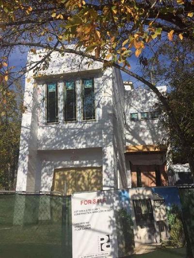 Houston Single Family Home For Sale: 2511 Elgin