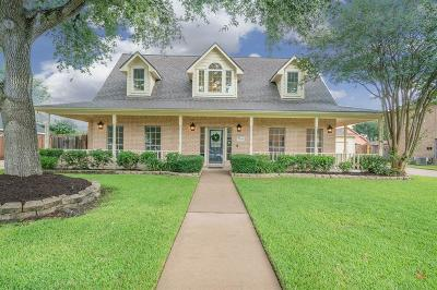 Katy Single Family Home For Sale: 3233 Greenhead Street