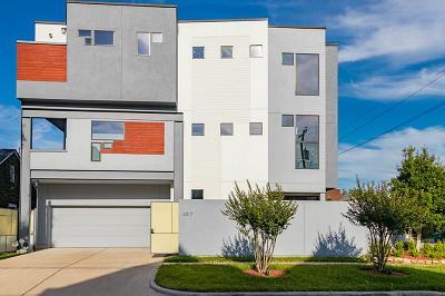 Houston Single Family Home For Sale: 2317 Morse Street