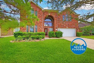 Katy Single Family Home For Sale: 24230 Lake Path Circle