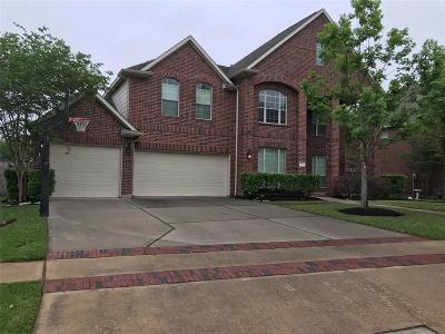 Katy Single Family Home For Sale: 2127 Linden Rock Drive