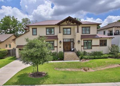 Bellaire Single Family Home For Sale: 8305 Will Jordan Parkway