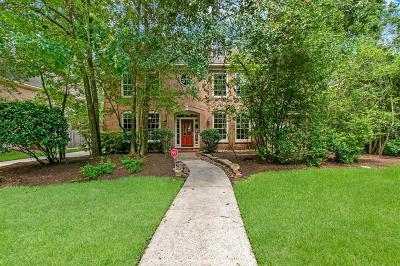 The Woodlands Single Family Home For Sale: 131 Quiet Oak Circle