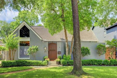 West University Place Single Family Home For Sale: 3909 Northwestern Street