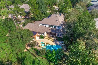 The Woodlands Single Family Home For Sale: 2 Sapling Place