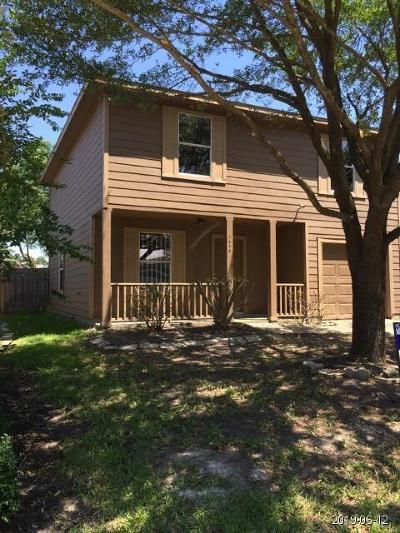 Houston TX Single Family Home For Sale: $129,900