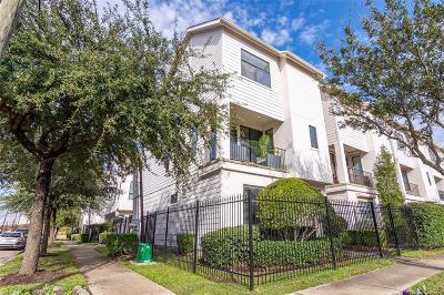 Houston Single Family Home For Sale: 722 Live Oak Street