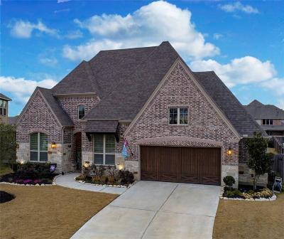Fulshear TX Single Family Home For Sale: $419,995
