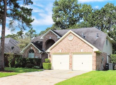 Humble Single Family Home For Sale: 18315 Bluewater Cove Dr Drive