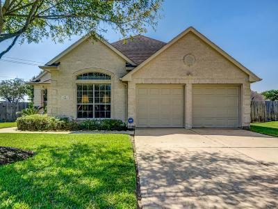 Pasadena Single Family Home For Sale: 5414 N Spring Oak