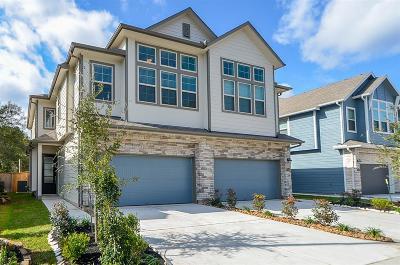 Houston TX Condo/Townhouse For Sale: $365,990