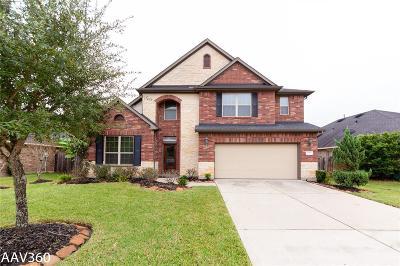 Richmond Single Family Home For Sale: 7907 Gable Bridge Lane
