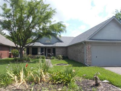 Pearland Single Family Home For Sale: 3723 E Peach Hollow Circle