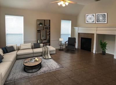 Katy Single Family Home For Sale: 21623 Grand Hollow Lane