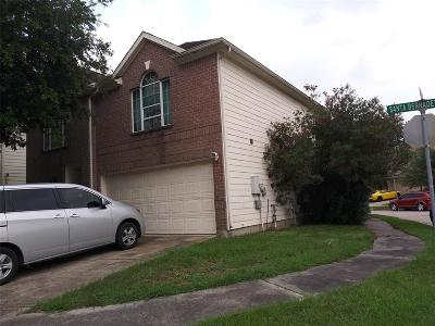 Houston Single Family Home For Sale: 5939 Santa Bernadetta