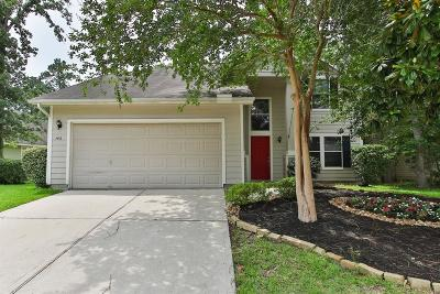 The Woodlands Single Family Home For Sale: 143 S Vesper Bend Circle