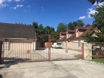 Houston Single Family Home For Sale: 9233 Caddo Road