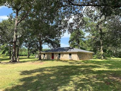 Single Family Home For Sale: 120 County Road 352
