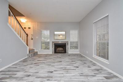 Houston Condo/Townhouse For Sale: 3600 Jeanetta Street #601