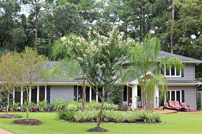 Trinity County Single Family Home For Sale: 150 Westwood Drive E