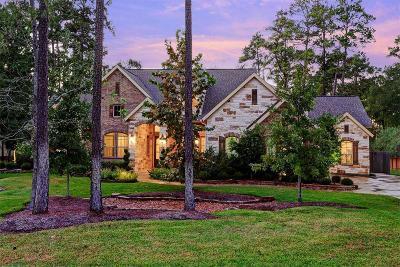 Magnolia Single Family Home For Sale: 12414 Marshall Drive