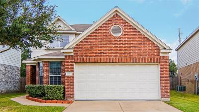 Cypress Single Family Home For Sale: 18210 Alemarble Oak Street