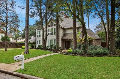 Spring Single Family Home For Sale: 16810 Butteroak Drive