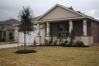 Texas City TX Single Family Home For Sale: $211,900