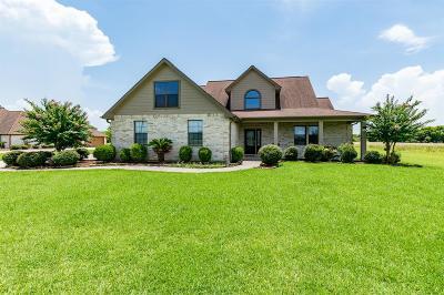 Baytown Single Family Home For Sale: 4218 Texana