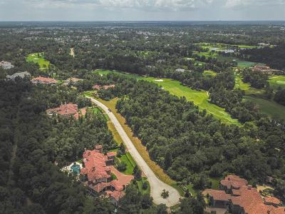 The Woodlands Residential Lots & Land For Sale: 63 Hallbrook Way