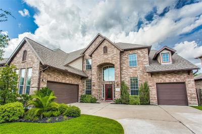 Katy Single Family Home For Sale: 3915 Cook Point Lane