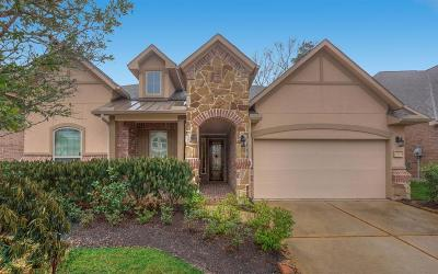 Tomball Single Family Home For Sale: 7 Whispering Thicket Place
