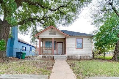 Houston Multi Family Home For Sale: 2625 N Main Street