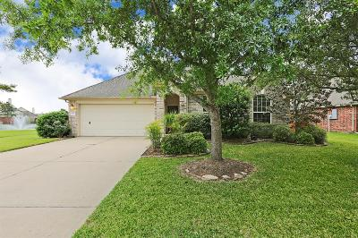 League City TX Single Family Home For Sale: $263,000